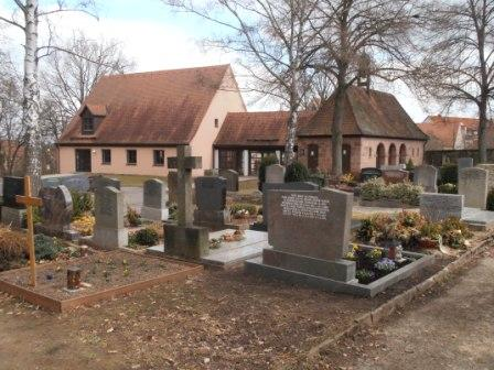 Martins-Friedhof Roßtal