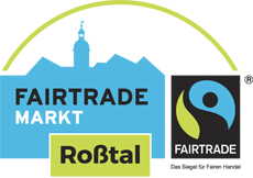 Logo Fair Trade aktuell